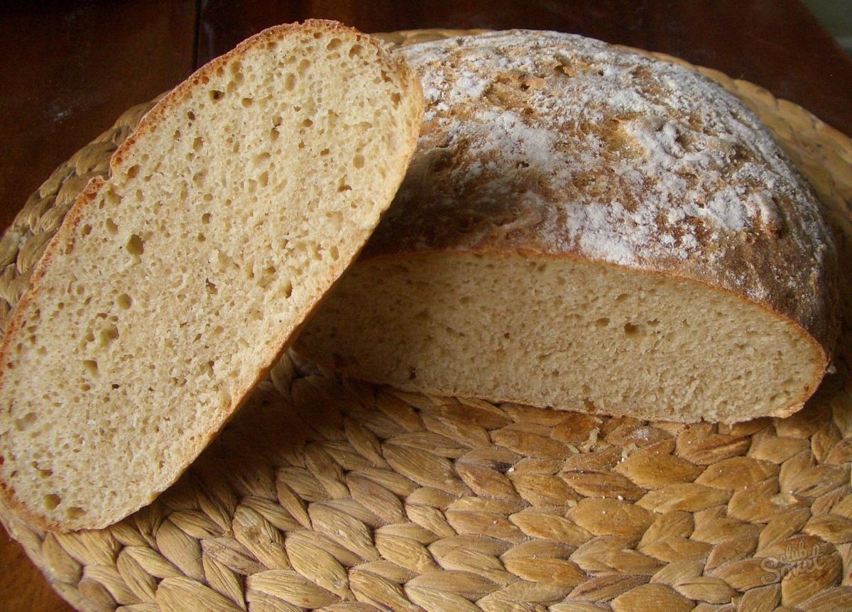 Приготовление хлеба без дрожжей в домашних условиях 412